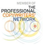 Member of The Professional Copywriters Network